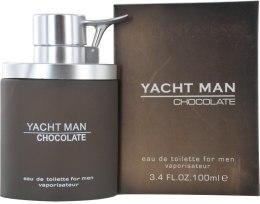 Духи, Парфюмерия, косметика Myrurgia Yacht Man Chocolate - Туалетная вода