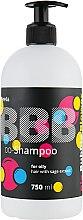 Духи, Парфюмерия, косметика Шампунь для жирных волос с экстрактом шалфея - J'erelia BBB Shampoo for Oily