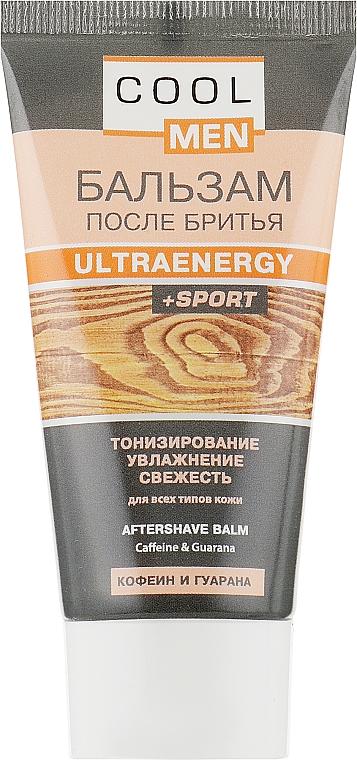 """Бальзам после бритья """"Ultraenergy"""" - Cool Men"""
