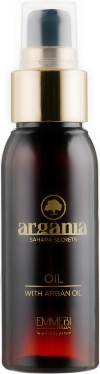 Масло для волос и тела - Emmebi Italia Argania Sahara Secrets Oil