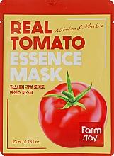 Духи, Парфюмерия, косметика Увлажняющая маска для лица с экстрактом томата - Farmstay Real Tomato Essence Mask