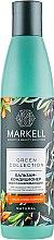Духи, Парфюмерия, косметика Бальзам-кондиционер для волос восстанавливающий - Markell Cosmetics Green Collection Conditioner
