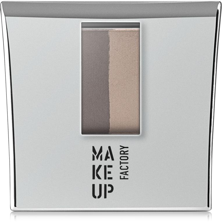 Пудра для бровей - Make Up Factory Eye Brow Powder — фото N2