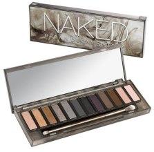 Духи, Парфюмерия, косметика Палетка теней для век, 12 оттенков - Urban Decay Naked Smoky Eyeshadow Palette