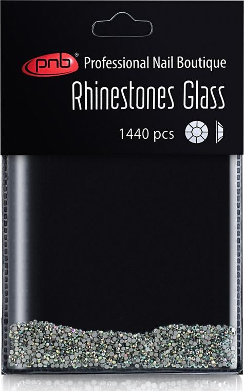 Стразы для ногтей - PNB АВ SS3 Glass