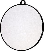 Духи, Парфюмерия, косметика Парикмахерское зеркало 29 см, черное - Lussoni Back Round Mirror