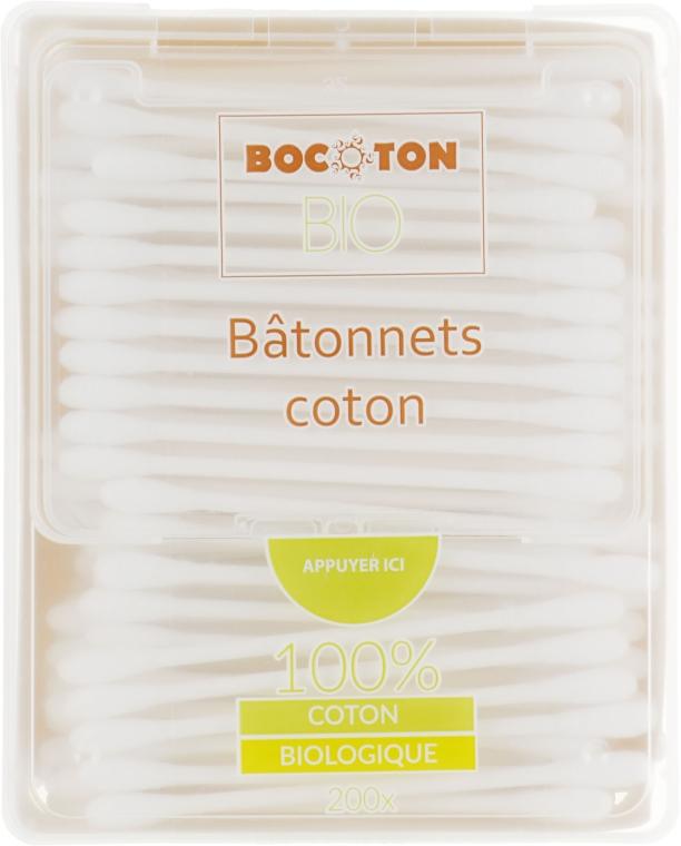 Ватные палочки, 200 шт - Bocoton