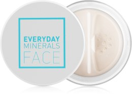 Духи, Парфюмерия, косметика Вуаль для лица - Everyday Minerals All Over Shimmer