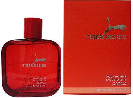 Духи, Парфюмерия, косметика Cosmo Designs Tiger Desire - Туалетная вода