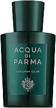 Духи, Парфюмерия, косметика Acqua di Parma Colonia Club - Одеколон