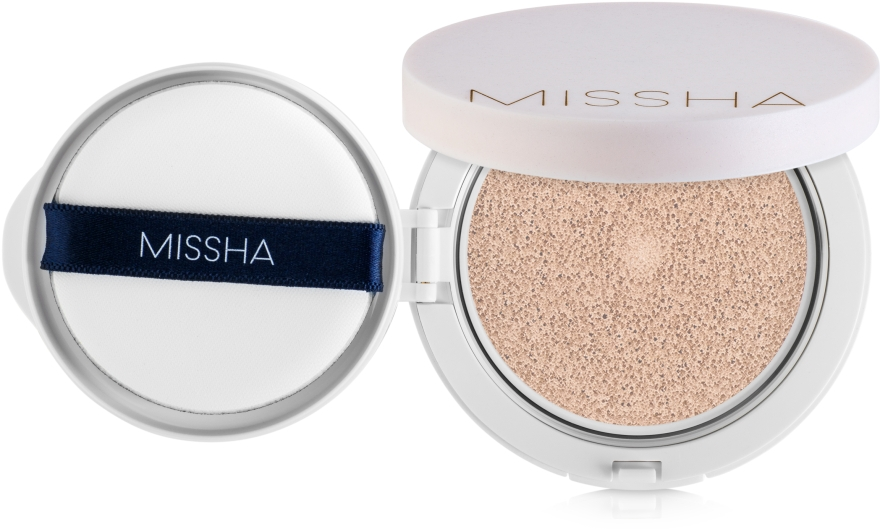 Тональное средство - Missha M Magic Cushion Cover Lasting SPF50+/PA+++