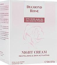Духи, Парфюмерия, косметика Восстанавливающий ночной крем - BioFresh Diamond Rose Night Cream