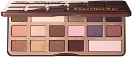 Палетка теней для век - Too Faced Chocolate Bar Eye Shadow Collection — фото N2