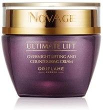 Духи, Парфюмерия, косметика Ночной крем-лифтинг - Oriflame NovAge Ultimate Lift Cream