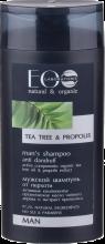 Духи, Парфюмерия, косметика Шампунь мужской против перхоти - ECO Laboratorie Hair Care Men's Shampoo