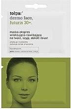 Духи, Парфюмерия, косметика Маска для лица - Tolpa Dermo Face Futuris 30+ Mask