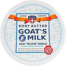 Духи, Парфюмерия, косметика Масло для тела и лица для ежедневного ухода - Palacio Goat's Milk Body Butter