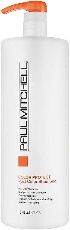 Шампунь-стабилизатор цвета - Paul Mitchell ColorCare Color Protect Post Color Shampoo
