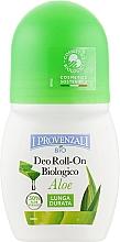 Духи, Парфюмерия, косметика Дезодорант с органическим соком Алоэ - I Provenzali Aloe Deo Roll On