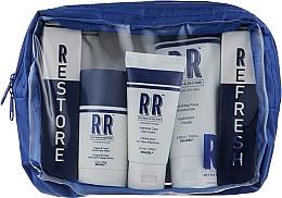 Духи, Парфюмерия, косметика Набор - Reuzel Refresh & Restore Skin Care Gift Set (f/st/50g + f/cr/100ml + eye/cr/30ml + bag)