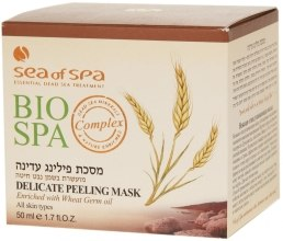 Духи, Парфюмерия, косметика Деликатная пилинг-маска для лица - Sea of Spa Bio Spa Delicate Peeling Mask