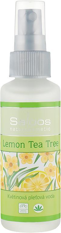 """Цветочная вода (гидролат) """"Лимонное чайное дерево"""" - Saloos Lemon Tea Tree"""