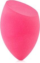 Духи, Парфюмерия, косметика Спонж для макияжа каплеобразная форма со срезом, нелатексный NL-B03, малиновый - Aise Line Latex Free