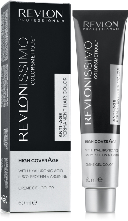 Крем-краска для волос - Revlon Professional Revlonissimo NMT High Coverage