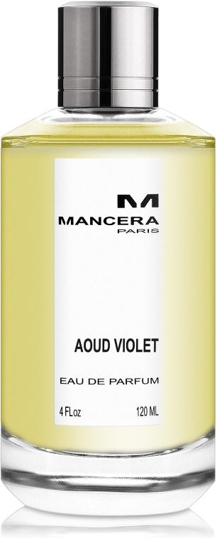 Mancera Aoud Violet - Парфюмированная вода