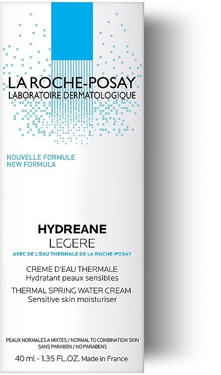 Увлажняющий крем для нормальной, комбинированной и чувствительной кожи - La Roche-Posay Hydreane Light — фото N4