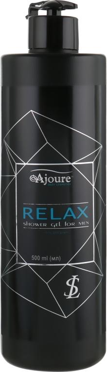 """Крем-гель для душа для мужчин """"Релакс"""" - Ajoure Relax Perfumed Shower Gel"""