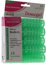 Духи, Парфюмерия, косметика Бигуди для волос, классическая форма, 23 мм, 10 шт - Donegal Hair Curlers