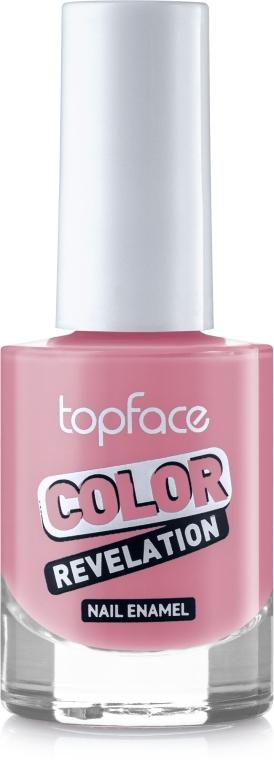 Лак для ногтей - TopFace Color Revelation Nail Enamel