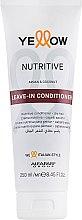 Духи, Парфюмерия, косметика Кондиционер для волос - Yellow Nutrive Argan & Coconut Leave-in Conditioner