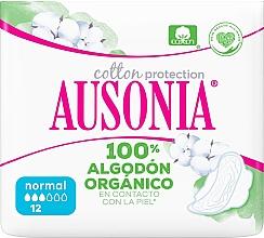 Духи, Парфюмерия, косметика Гигиенические прокладки, 12 шт - Ausonia Cotton Protection