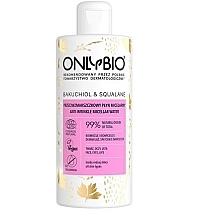 Духи, Парфюмерия, косметика Мицеллярная вода - Only Bio Bakuchiol & Skwalane Anti-Wrinkle Micellar Water