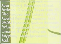 """Тонизирующая вода с витамином С """"Листья оливы"""" - Ziaja Olive Leaf Water — фото N3"""
