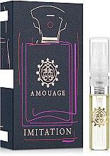 Духи, Парфюмерия, косметика Amouage Imitation for Man - Парфюмированная вода (пробник)