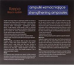 Укрепляющие ампулы для волос - Joanna Turnip Description Strengthening Ampoules — фото N2