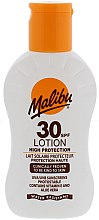 Духи, Парфюмерия, косметика Солнцезащитный лосьон SPF 30 - Malibu Lotion High Protection SPF30