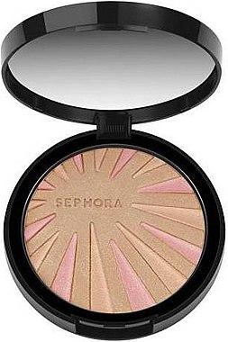 Бронзирующая пудра c эффектом сияния - Sephora — фото N1