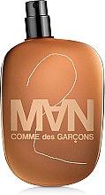 Духи, Парфюмерия, косметика Comme des Garcons 2 Man - Туалетная вода (тестер без крышки)