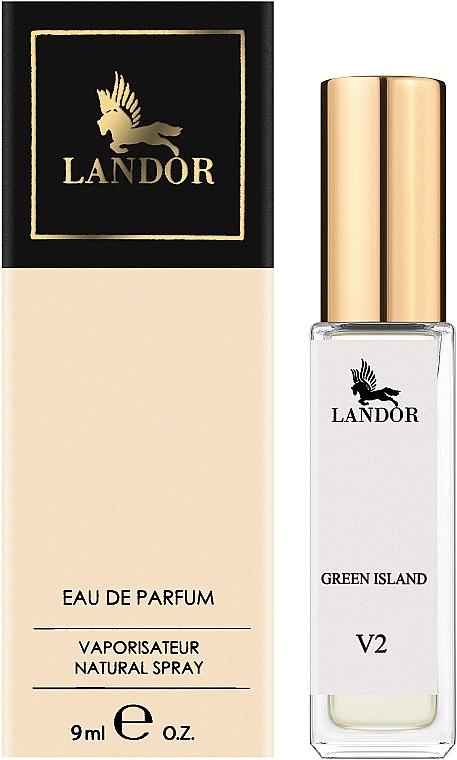Landor Green Island V2 - Парфюмированная вода (мини)