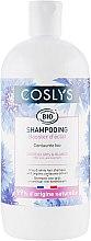 Духи, Парфюмерия, косметика Шампунь для седых волос с экстрактом василька - Coslys Shampoo