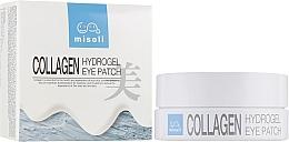 Духи, Парфюмерия, косметика Патчи для кожи вокруг глаз с коллагеном - Misoli Collagen Eye Patch