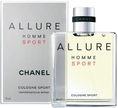 Духи, Парфюмерия, косметика Chanel Allure homme Sport - Одеколон (пробник)