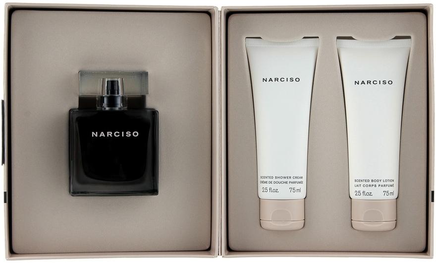 Narciso Rodriguez Narciso - Набор (edt/90ml + b/l/75ml + sh/gel/75ml)