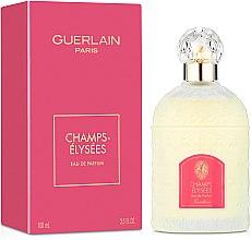 Духи, Парфюмерия, косметика Guerlain Champs-Elysees Eau de Parfum - Парфюмированная вода