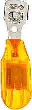 Духи, Парфюмерия, косметика Станок для педикюра в блистере, оранжевый 06-0542 - Niegelon Solingen