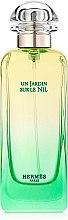 Духи, Парфюмерия, косметика Hermes Un Jardin sur le Nil - Туалетная вода (тестер с крышечкой)